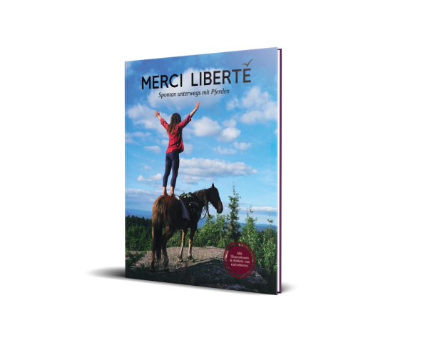 Buch Merci Liberte transparent